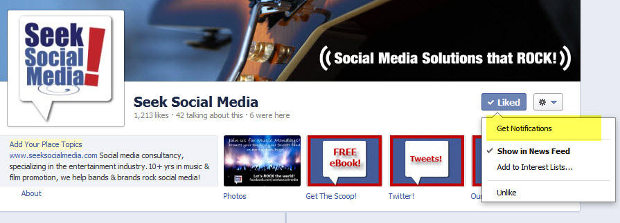 How To Move and Customize Your Facebook Page App Tabs and Images in 5 Easy Steps
