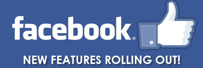 Rollin', rollin', rollin'… Facebook Rolls Out New Features
