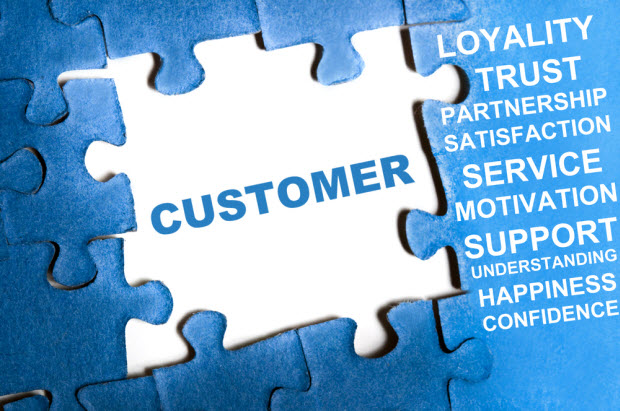 commitment to customer satisfaction Customer satisfaction is a term frequently used in marketing it is a measure of how products and services supplied by a company meet or surpass customer expectation.